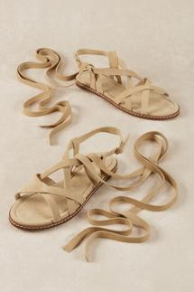 Marlowe Wrap Sandals
