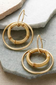 Hana Hoop Earrings