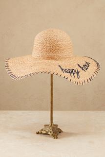 Happy Hour Straw Hat