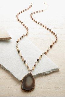 Turmeric Necklace