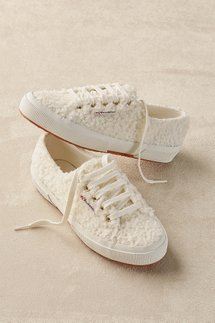 Superga Curly Sneakers