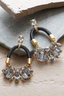 Cora Coyle Crystal Earrings