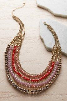 Grecian Goddess Necklace