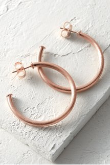 Everyone's Favorite Hoop Earrings