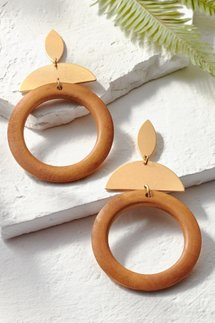 Saffia Earrings