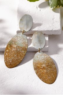 Sedona Oval Earrings