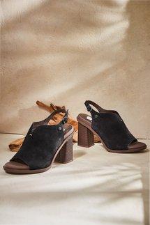 Strap Sandal Heels