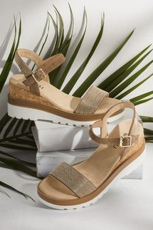 Cedra Wedge Sandal