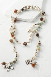 Convertible Stone Necklace