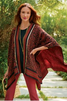 Ancient Tapestry Wrap