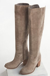 Leg Up Suede Boot