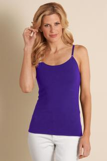 Cotton Underwire Cami