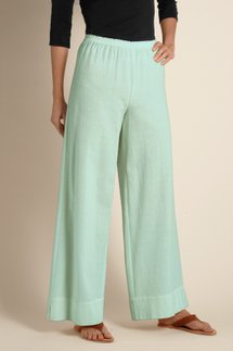 Beachy Gauze Pants I