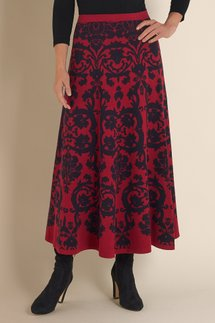 Jacobean Skirt Ii
