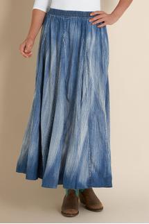 Silverton Denim Skirt