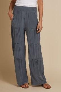 Silk Terrace Pants
