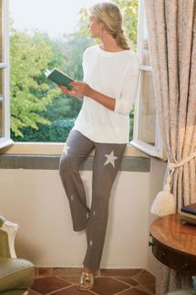 Soft Star Pants