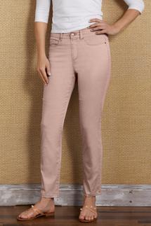 Cfx 5-pocket Pull On Slim Pants