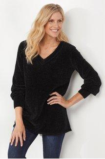 Arandale Chenille Sweater