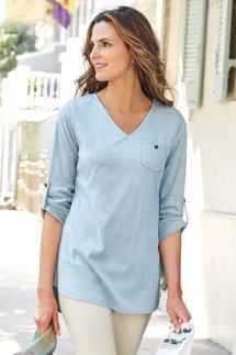 Maddox Ultra Soft Tunic