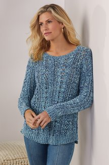 Windsor Park Chenille Sweater