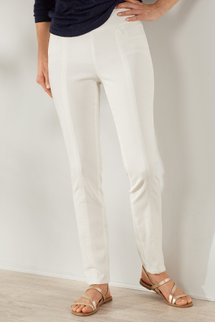 Phenomenal Fit Ankle Zip Pants