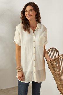 Isla Shirt & Cami