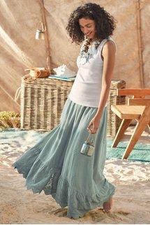 Victorian Maxi Skirt