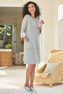 b2110ca535 Linen Beachy Dress - Striped Linen Dress