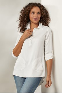 Brielle Tencel® Tunic