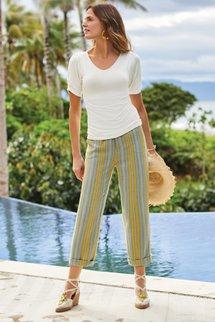 Caldera Stripe Pants