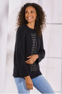 Noemi Pullover Sweater