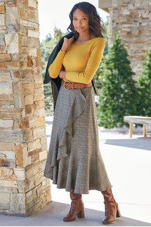 Weston Park Skirt