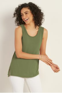 Bardot Sleeveless Tunic