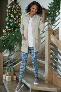 Must-Have Chill Out Printed Leggings