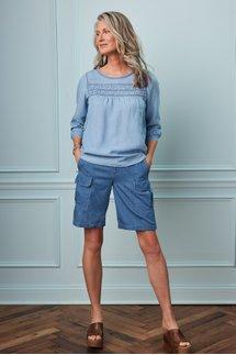 Pali Denim Shorts