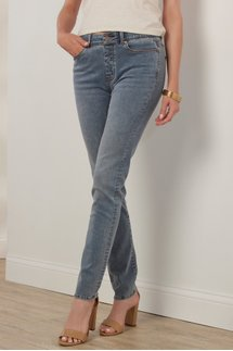 Supremely Soft Relaxed Straight Jeans