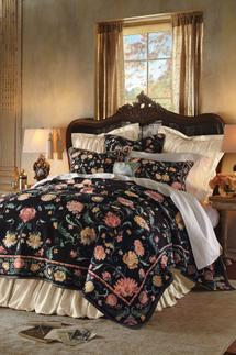 Belgique Tapestry Coverlet