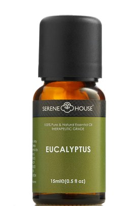 Serene House Natural Pure Single Note Essential Oil