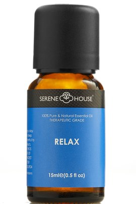 Serene House Natural Essential Oil Blend