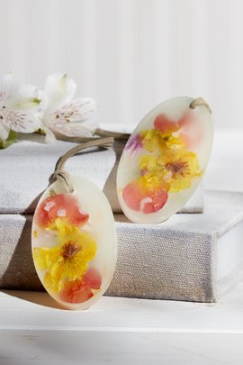 Rosy Rings Botanical Wax Sachets