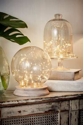 Glo Wire String Lights 10'