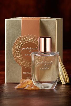 Patchouli & Amber Eau de Parfum