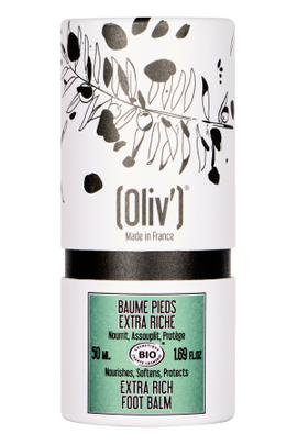 Oliv' Moisturizing Foot Balm