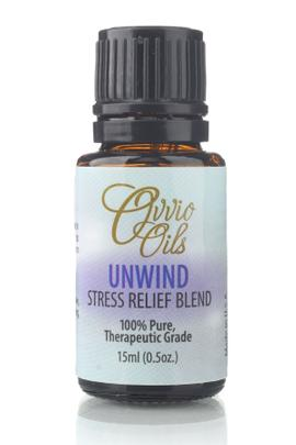 Ovvio Oils Unwind Stress Relief Room Diffuser Oil