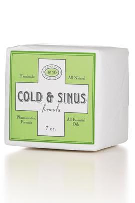 Jane Inc. Cold & Sinus Effervescent Cube