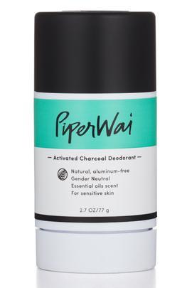 Piperwai Natural Charcoal Deodorant Stick
