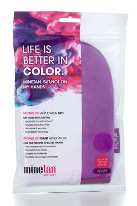 Minetan Bronze-On Applicator Mitt