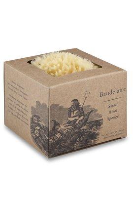 Baudelaire Small Wool Sponge