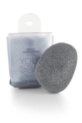 Daily Concepts Charcoal Konjac Sponge